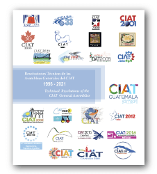 Technical Resolutions of the CIAT General Assemblies 1996 – 2020 / 2020